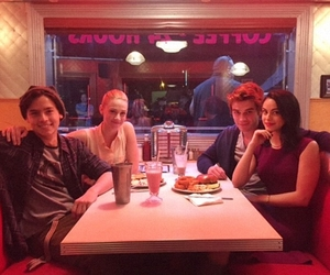 riverdale, the cw, and kj apa image