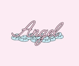 angel, background, and inspiration image