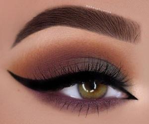makeup and eye image