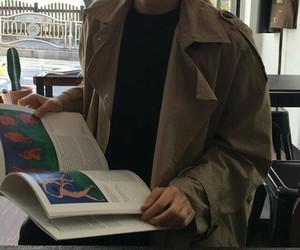 alternative, book, and fashion image