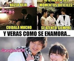boys before flowers, bbf, and dramas image