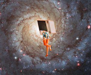art, cosmos, and arte image