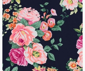 wallpaper, background, and floral image