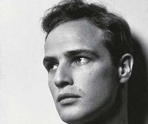 marlon brando, actor, and 50s image