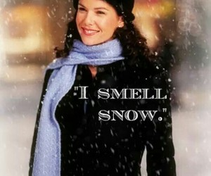 gilmore girls and i smell snow image