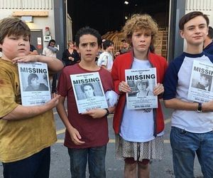 it, beverly marsh, and bill denbrough image