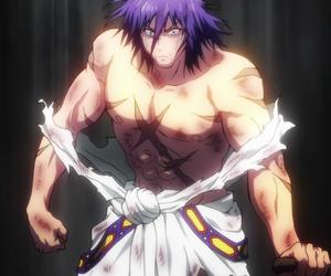 anime, magi, and sinbad no bouken image