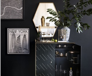 dark, decorating, and design image