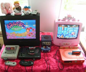 game, grunge, and kawaii image