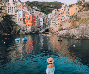 holiday, italy, and place image