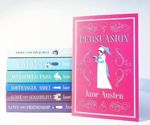 books, emma, and jane austen image