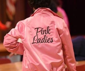 grease, pink ladies, and vanessa hudgens image