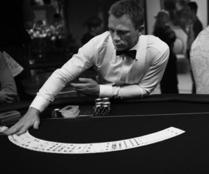 casino royale, daniel craig, and James Bond image