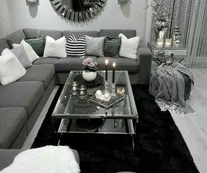 decoration, home, and interior design image