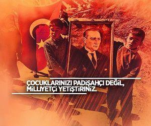 turk and atatürk image