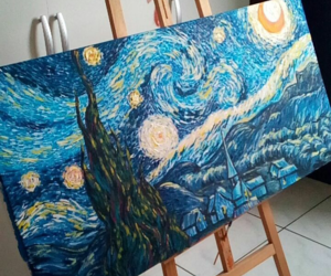 art, inspiration, and painting image