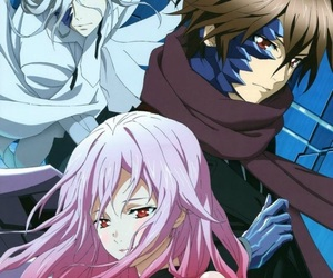 anime and guilty crown image