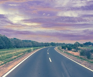 clouds, inspiration, and road image