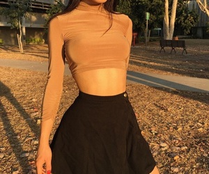 body, girl, and clothes image