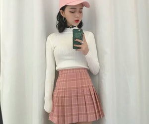skirt, aesthetic, and clothes image