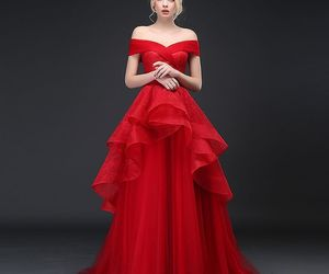 beautiful, prom dresses, and formal dresses image