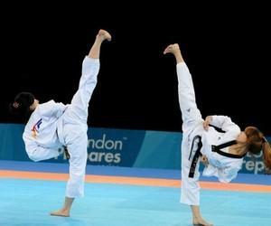 aesthetic, sports, and taekwondo image