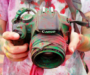 camera, colors, and life image