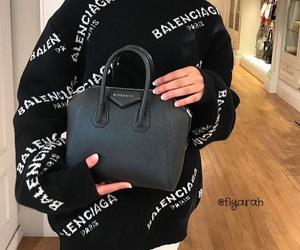bag, outfit, and sac image
