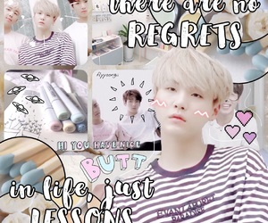 kpop, pale, and pastel image