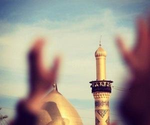islam, كربلاء, and imam image