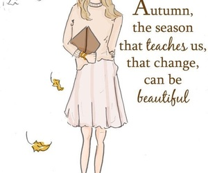 autumn and quotes image