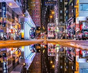 china, city, and hongkong image