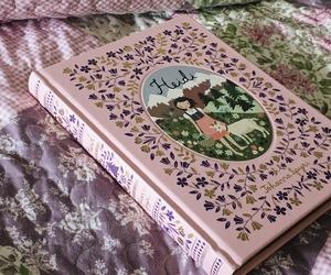 books, floral, and kawaii image