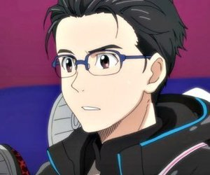 yuri on ice and anime image