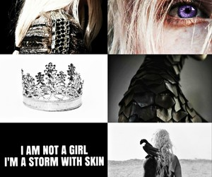 aesthetic, dragons, and Queen image