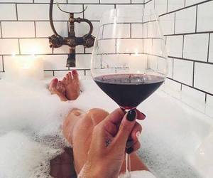 relax and wine image