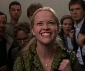 gif, legally blonde, and we heart it image