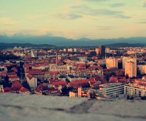 city, ljubljana, and Europa image