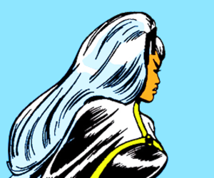 Marvel, storm, and x-men image
