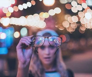 glasses, light, and photography image