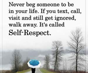 beg, never, and in your life image