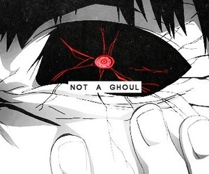 tokyo ghoul, anime, and ghoul image
