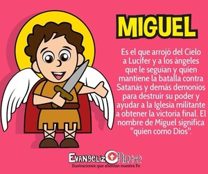 Catholic, pray, and arcangel image