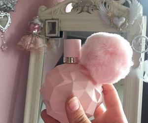 ballerina, perfume, and pink image