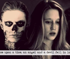american horror story, ahs, and angel image