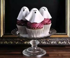 comida, dulce, and fantasmas image