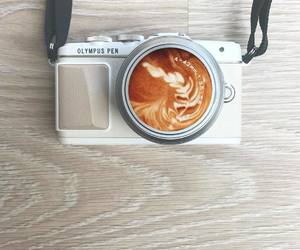 coffee, photo, and onlympus image