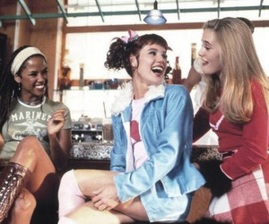 90s, Clueless, and girl image