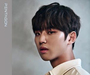 k-pop, korean, and hong seok image
