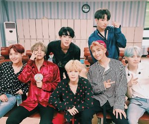 beautiful, handsome, and bts image